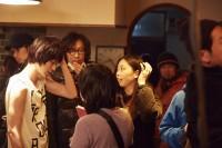 行定勲監督から演出を受ける菅田将暉。『ピンクとグレー』撮影現場メイキングカット