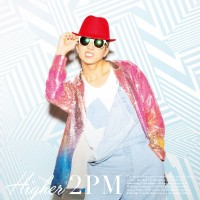 2PMのシングル「HIGHER」【初回生産限定盤B Wooyoung盤】