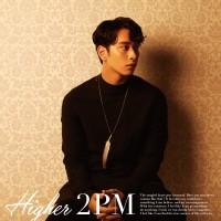 2PMのシングル「HIGHER」【初回生産限定盤B Chansung盤】