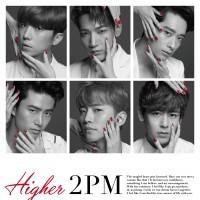 2PMのシングル「HIGHER」【通常盤】
