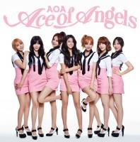 AOAのアルバム『Ace of Angels』【初回限定盤A】