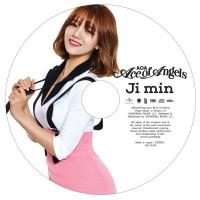 AOAのアルバム『Ace of Angels』【ピクチャーレーベル・スペシャルプライス盤:JIMIN】