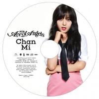 AOAのアルバム『Ace of Angels』【ピクチャーレーベル・スペシャルプライス盤:CHANMI】