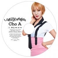 AOAのアルバム『Ace of Angels』【ピクチャーレーベル・スペシャルプライス盤:CHOA】