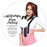 AOAのアルバム『Ace of Angels』【ピクチャーレーベル・スペシャルプライス盤:HYEJEONG】