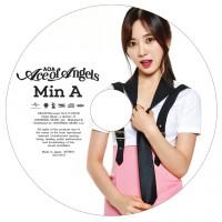 AOAのアルバム『Ace of Angels』【ピクチャーレーベル・スペシャルプライス盤:MINA】