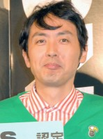 アンガールズの田中卓志 (C)ORICON NewS inc.