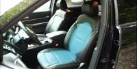 フォード『エクスプローラー』: シートクーラーとマッサージ機能が付いたフロントシート
