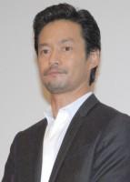 映画『at Home アットホーム』公開初日舞台あいさつに出席した竹野内豊 (C)ORICON NewS inc.