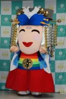 『50周年記念 小林幸子 in 日本武道館〜夢の世界〜』でお披露目された、ゆるキャラ・こばやっしー