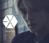 EXOのシングル「Love Me Right 〜romantic universe〜」【初回盤 SEHUN(セフン)Ver.】