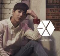EXOのシングル「Love Me Right 〜romantic universe〜」【初回盤 SUHO(スホ)Ver.】