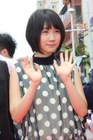 第8回沖縄国際映画祭で行われた那覇・国際通りレッドカーペットイベントの様子