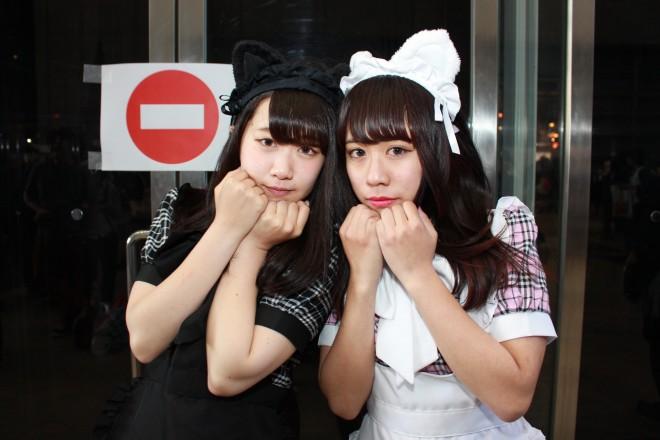 【ニコニコ超会議2016】コスプレイヤー カナミカ!さん @kanamika01