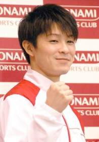 「リオ五輪」でメダル獲得を期待する日本代表選手ランキング 1位の内村航平選手(体操男子)