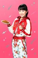 ももいろクローバーZの百田夏菜子