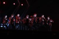 EXO(左から)レイ、ベクヒョン、ディオ、カイ、セフン、シウミン、チェン、スホ