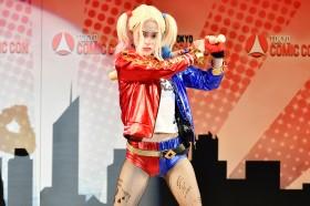 東京コミコンコスプレファッションショー2016 コスプレイヤー ハジちゃまさん @zack07lo