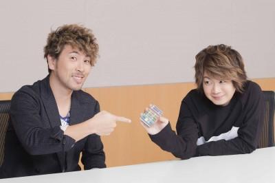 (左から)TASSHI、太志