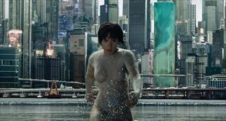 スカーレット・ヨハンソンが主演する『ゴースト・イン・ザ・シェル』