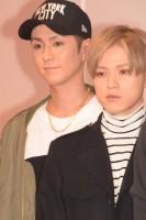 『第67回NHK紅白歌合戦』リハーサル1日目 AAAの末吉秀太と浦田直也