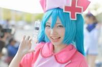 『ニコニコ超会議2017』コスプレイヤー・クオンさん