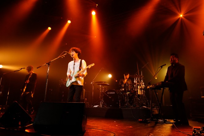 FIVE NEW OLD 『oricon Sound Blowin'2017〜spring〜』