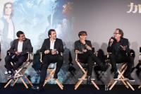 『パイレーツ・オブ・カリビアン/最後の海賊』徹底ガイド (左から)オーランド、ハビエル、ジョニー、ジェフリー
