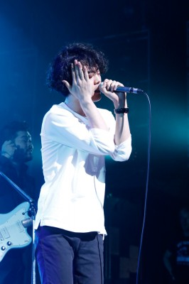 HIROSHI『oricon Sound Blowin'2017〜spring〜』(5月13日)