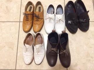 """実は""""おじさんっぽい靴""""が大好き!"""