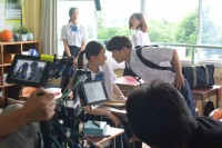 『クラロワ』新CMに出演した矢本悠馬