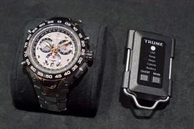 """「スマートウォッチは時計の価値が薄れる」──スマホと""""連携しない""""活動量計付きアナログ時計 エプソンが発売"""