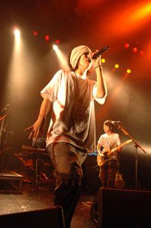 9月2日、3日に横浜BLITZにてライブを行ったRADWIMPS