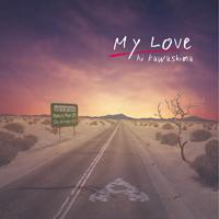 シングル「My Love」ストラップ付き初回限定盤写真