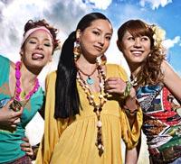 次世代HIP HOP/R&Bガールズグループとして活躍中のYA-KYIM