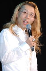 ゲスト審査員の假屋崎省吾