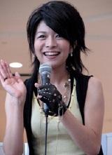 2ndシングル「Fighting Girl」のリリース記念イベントを行った茉奈