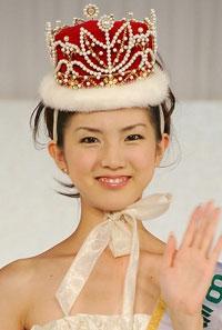 2008年日本代表に選ばれた杉山恭子さん
