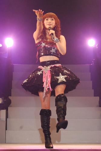 初コンサート!中川翔子