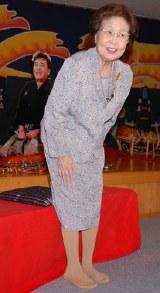 いっ平の母・海老名香葉子さん