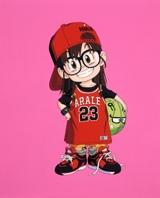 90年代、リメイク版のアラレちゃん (c)鳥山明/集英社・フジテレビ・東映アニメーション
