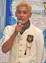 田村亮、8月14日(火)、大阪・読売テレビの夏イベント『わくわく宝島 OBPでウッキッキー!』での模様