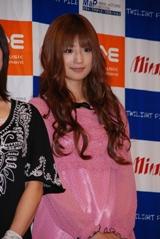 最近、株にくわしくなっている小倉優子(07年9月22日撮影)