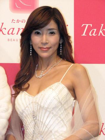 川島なお美のドレス