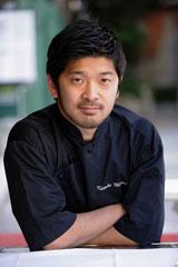 3年連続で『ミシュラン』一つ星を獲得した松嶋啓介氏(c)keisuke