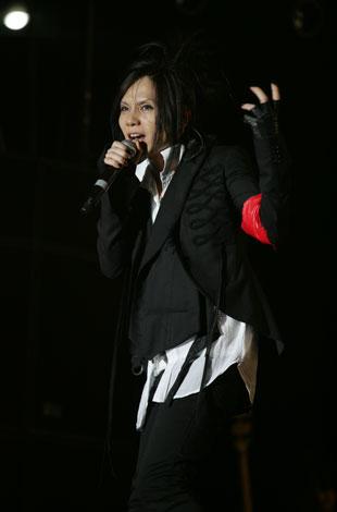 ライブイベント『SAKURA JAM'08』でのAcid Black Cherry
