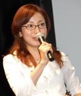 日本テレビ・延友陽子アナウンサー(08年3月撮影)
