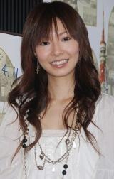 2008年度東京タワーイメージガールを務める折井あゆみ