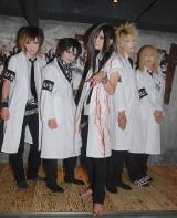 医療系ビジュアルバンド・LuLu