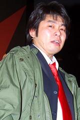 織田裕二のモノマネでお馴染み、タレントの山本高広(2月27日、撮影)